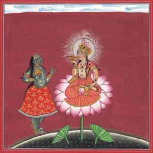 4 1200 72 dpi goddess_kali_with_devi_siddha_lakshmi
