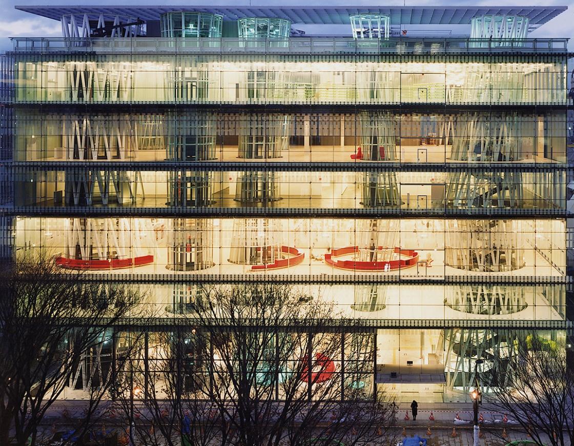 9 Toyo Ito Sengai 1996- 2001
