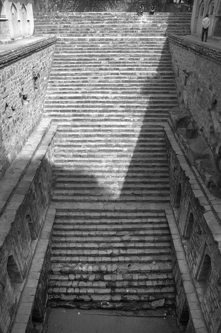 1 Wiggins Stepwell at Mehrauli