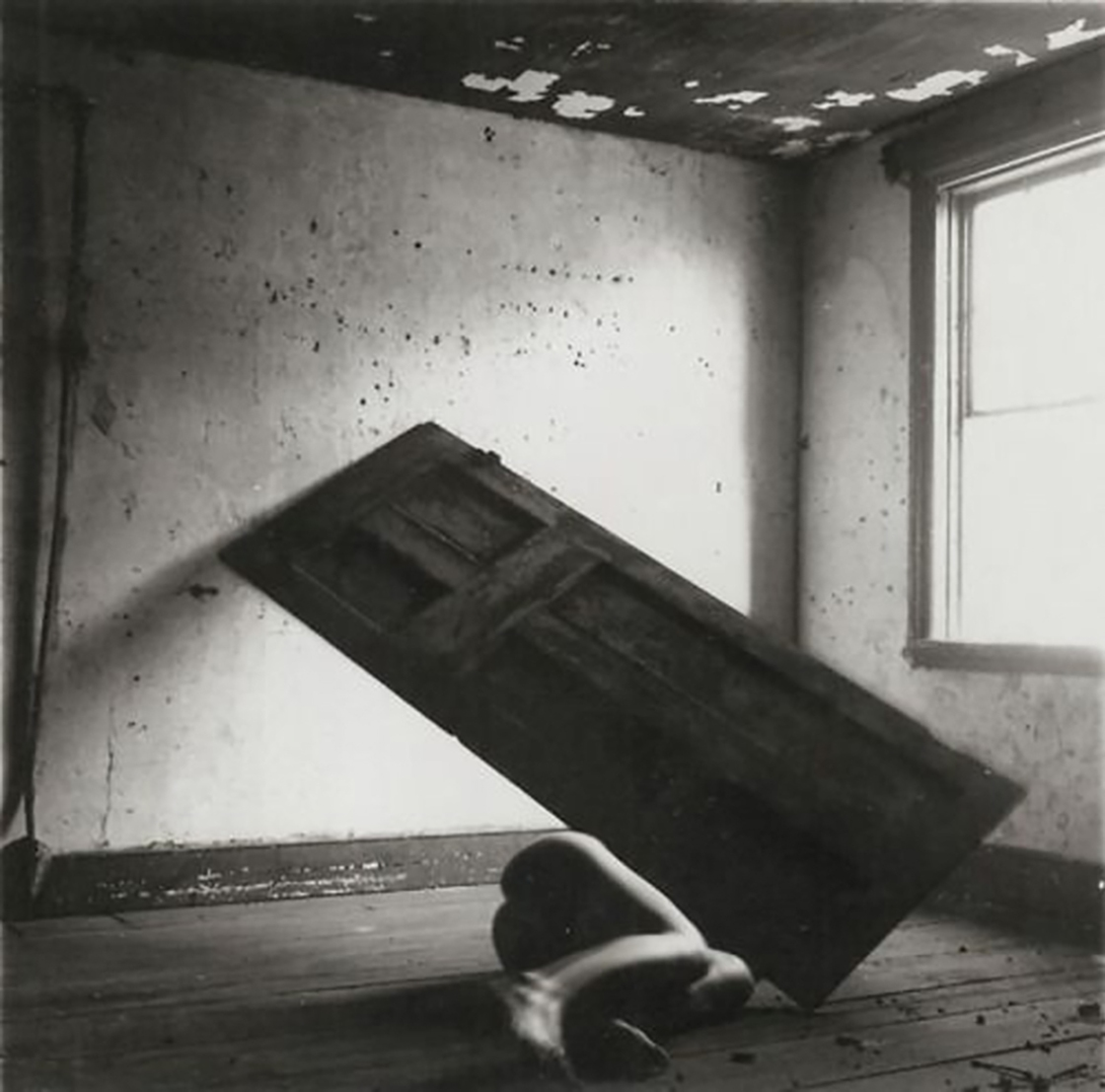 72 - 1976, Untitled, Providence Rhode Island Francesca-Woodman-Providence-Rhode-Island